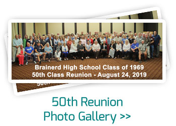 Brainerd High 50th Reunion Gallery Link